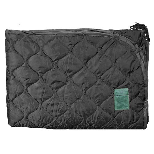 Fox Outdoor Products Poncho Liner, Black ()