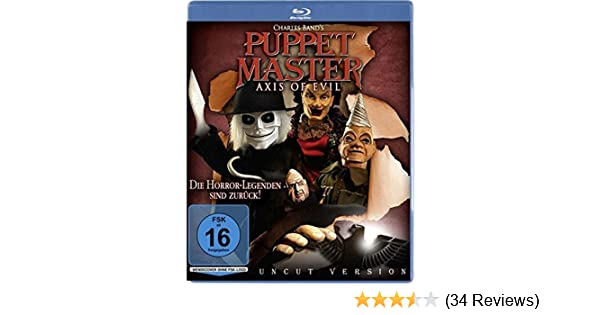 Amazon.com: Puppet Master - Axis of Evil: Movies & TV