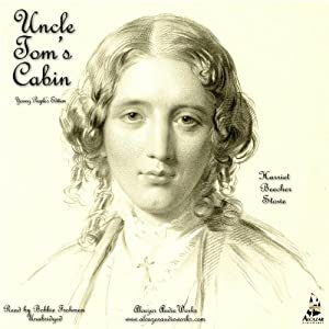 Uncle Tom's Cabin: Young Folks Edition Audiobook