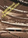 Audiovisual Communication: Cinema Theatre Concert Hall