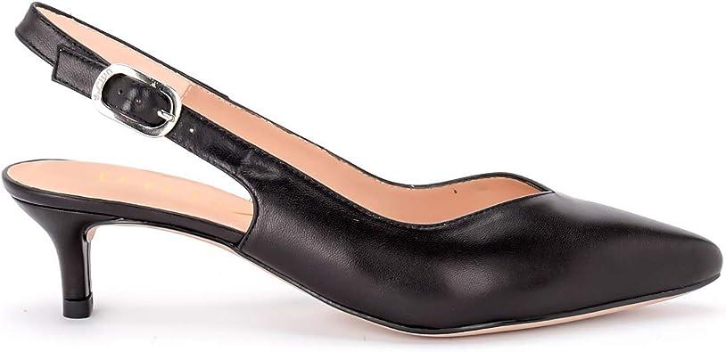 offerte esclusive abbastanza carino raccolto UNISA Chanel Modèle Joplin en Cuir Noir, Taille UK: Amazon.fr ...