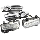 Supercobe Daytime Running Lights DRL For Mitsubishi Pajero 2015 2016