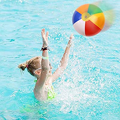 Prima05Sally Pelota de Playa Globo de Agua Inflable Verano al Aire ...