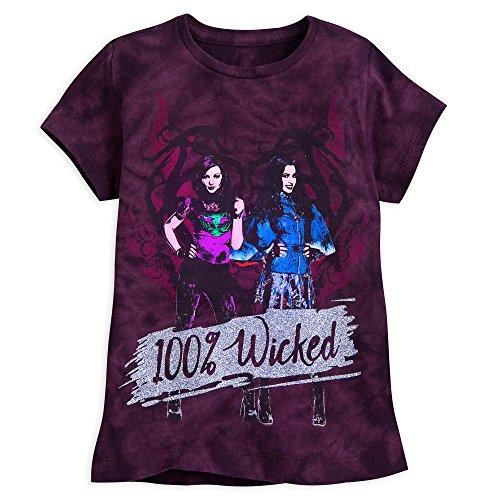 Disney Descendants T-Shirt for Girls Size M (7/8) Multi