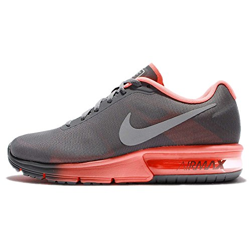 Trail De cool bright Para Grey Max metallic Air Nike Mango Sequent Running Wmns Silver Gris 011 Mujer Zapatillas wXqRAYP