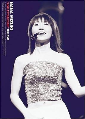 "Amazon.co.jp   NANA MIZUKI ""LIVE ATTRACTION""THE DVD DVD ..."