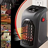 socket space heater - Handy MINI Heater Plug-in 350 Watts Personal Heater,Electric Heater Home Socket Heater Autumn/Winte Practical Portable Wall-Outlet (EU)