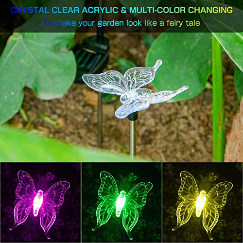 Buy solar powered garden lights