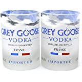 Grey Goose Tumblers - Set of Two