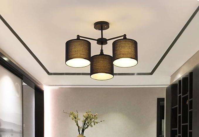 Plafoniera Led Soffitto Camera Da Letto : Led soggiorno camera da letto luce di soffitto semplice e moderno