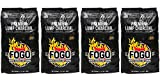 Fogo 17.6-Pound Premium Hardwood LUMP Charcoal Black Bag (Fоur Paсk)