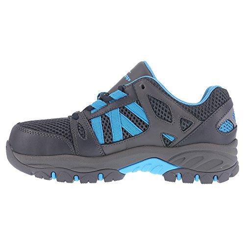 Knapp Women's Allowance Sport Electrical Hazard Leather, Mesh, Rubber Work Sneakers