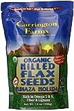 Carrington Farms Organic Milled Flax Seed, 14 Ounce