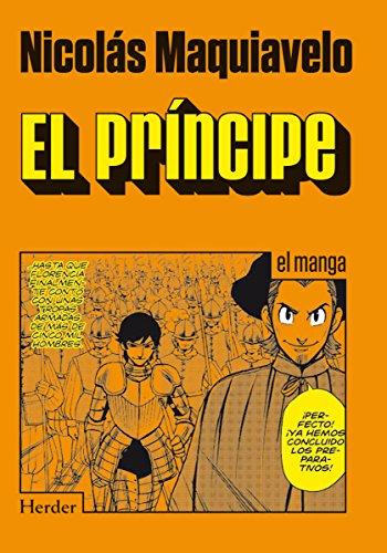 Descargar Libro El Príncipe: El Manga Nicolás Maquiavelo