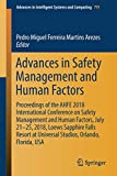 img - for Advances in Safety Management and Human Factors: Proceedings of the AHFE 2018 International Conference on Safety Management and Human Factors, July ... in Intelligent Systems and Computing) book / textbook / text book