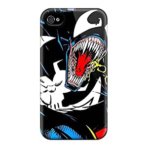Anti-Scratch Hard Cell-phone Case For Iphone 6plus (SCy15634RtuQ) Custom Attractive Venom Pattern