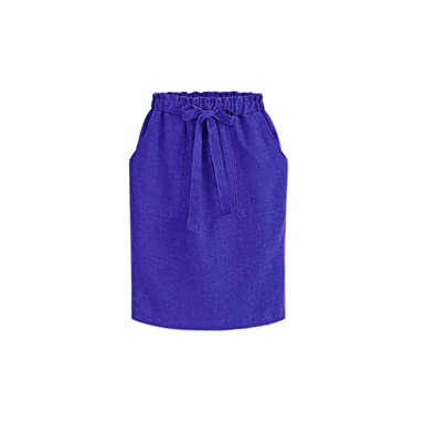 Kion Pasue women skirts Hip Midi bordea a Las Mujeres Oficina ...