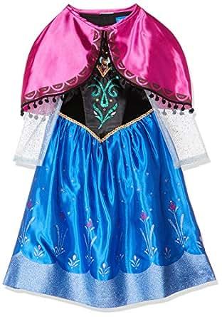 Rubie's Child Anna Frozen Deluxe Costume,Small