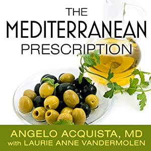 The Mediterranean Prescription Audiobook