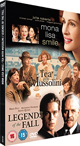 Mona Lisa Smile/Tea With Mussolini/Legends of the Fall [Import anglais]