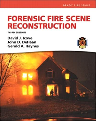 Forensic Fire Scene Reconstruction with Resource Central Fire -- Access Card Package (Brady Fire)