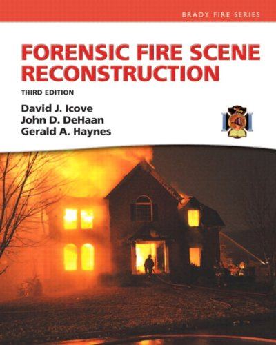 Forensic Fire Scene Reconstruction with Resource Central Fire -- Access Card Package (3rd Edition) (Brady Fire)