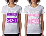 Best love Friend Shirts Matching For 2 Girls - Allntrends Set of 2 Women's T Shirt Every Review