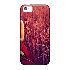 New Arrival Case Cover With VJC3380tZgN Design For Iphone 5c- Rihanna