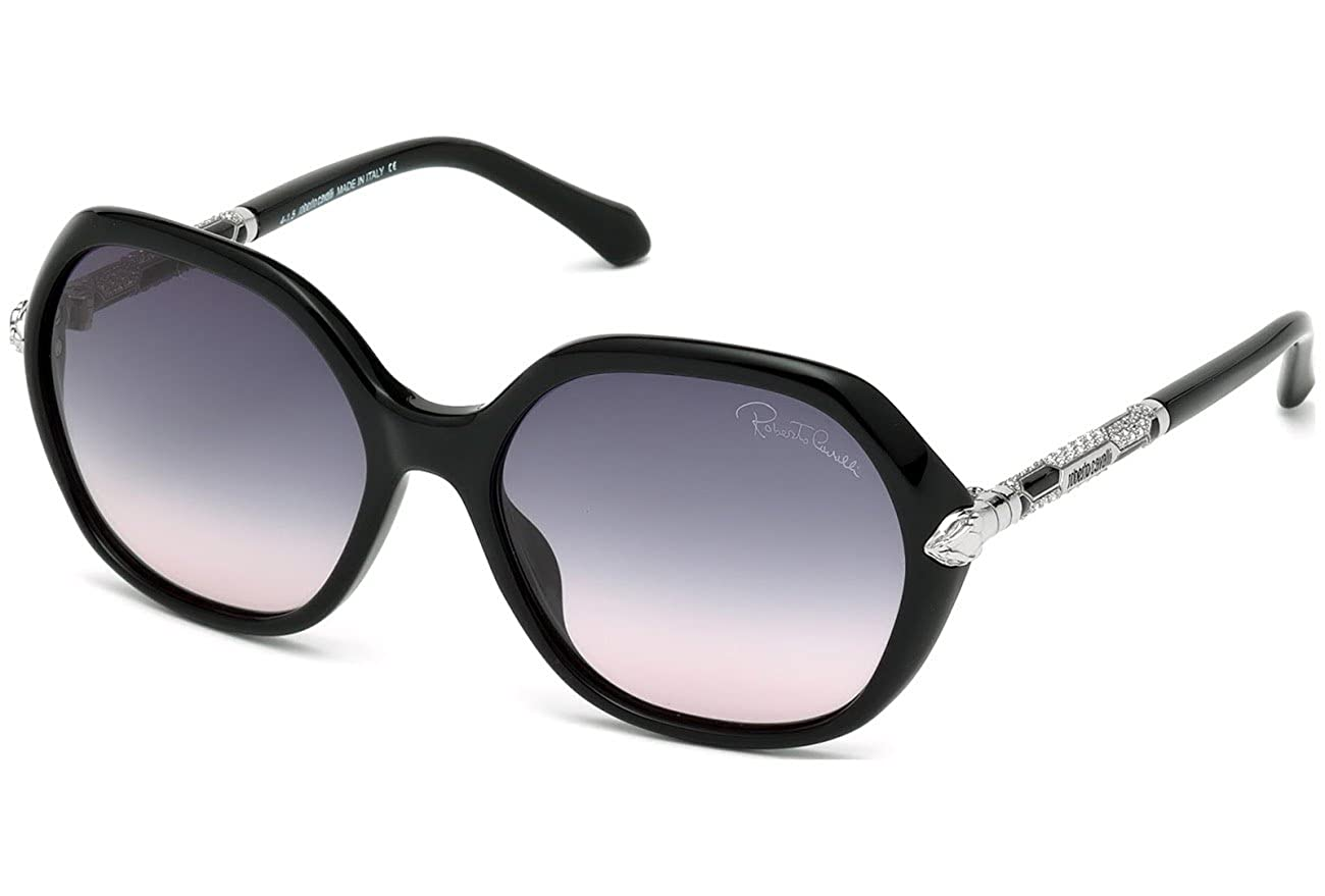 Gafas de sol Roberto Cavalli RC980S C57 01B (shiny black ...