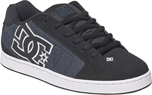 Dc Mens Net Se Shoes  Black Dark  9 5D
