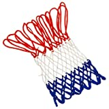 Spalding All-Weather Basketball Net (Red/White/Blue)