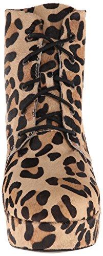 Steve Madden RASPY Damen Kurzschaft Stiefel Leopard