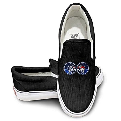 ewied-unisex-classic-gengar-poke-go-slip-on-shoes-black-size36