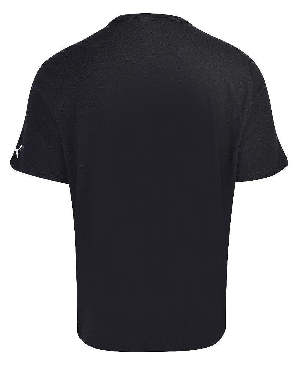 daaf2126037 PUMA Men s   1 Logo T-Shirt at Amazon Men s Clothing store