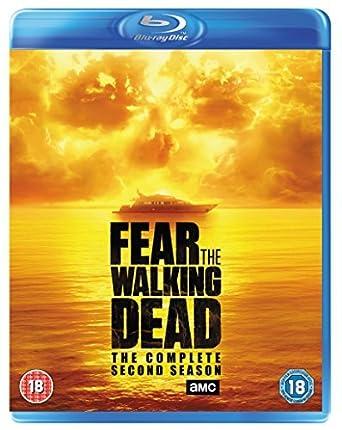 Fear The Walking Dead Season 2 Blu Ray Amazoncouk