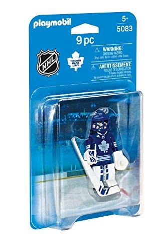 PLAYMOBIL NHL Toronto Maple Leafs Goalie (Goalie Masks Toronto)