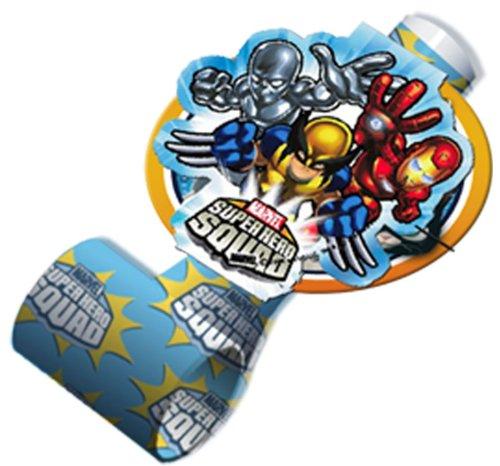UPC 726528275125, Marvel Super Hero Squad Blowouts (8 count)