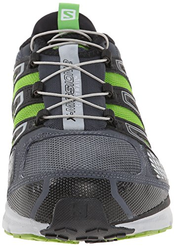Salomon X-mission 2 Gris-verde N 45.3
