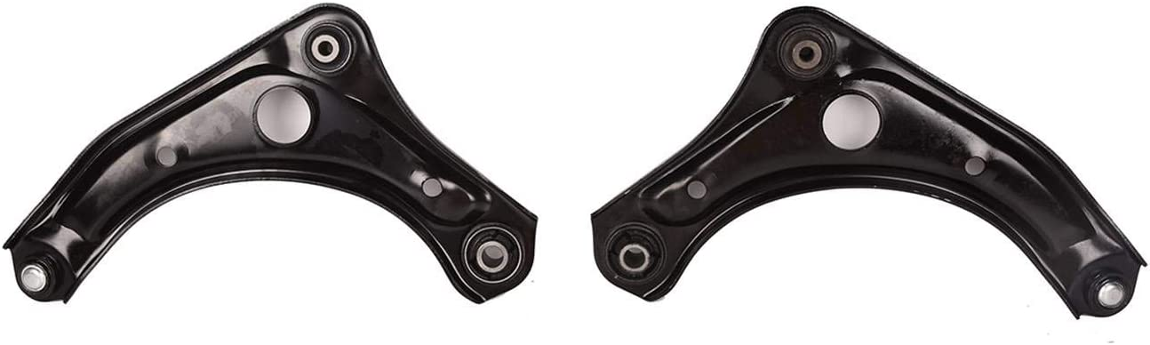 54500-1HK0B Right Lower Control Arm Kit With Ball Joint Compatible with 2012-2019 Nissan Versa Versa Note Bapmic Front Left 54501-1HK0B