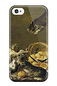 New Arrival Animal UhZIEWt12987UIAaR Case Cover/ 4/4s Iphone Case