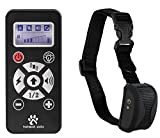Premium Dog Training Collar by HOT SPOT - Long Range Shock Collar (800 yards) w/ 4 Training Modes & 7 Simulation Levels Waterproof & Rechargeable LCD ECollar