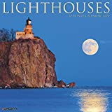 Books : Lighthouses 2020 Wall Calendar