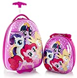 "Heys America My Little Pony Kids 2 Pc Luggage Set -18"" Carry On Luggage & 12"" Backpack"