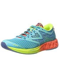 Noosa FF Ladies Running Shoes - Aquarium/FlashCoral