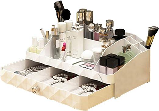 Caja de almacenamiento de cosméticos Caja de Almacenamiento ...