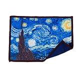 Smartie Microfiber Cleaning Cloth Starry Night van Gogh