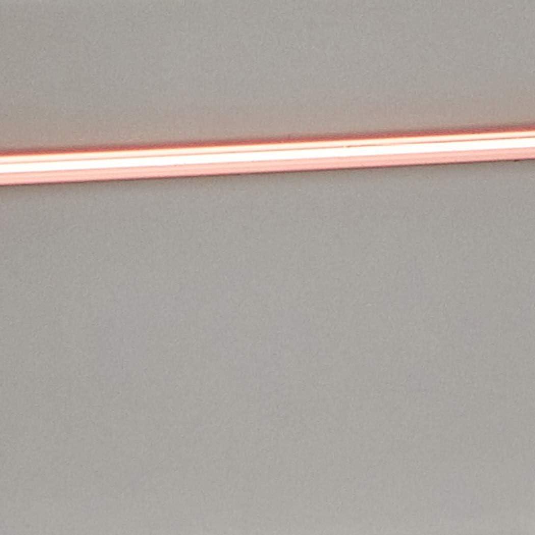 cuadrado gris//cobre Basics Macetero colgante 3 unidades