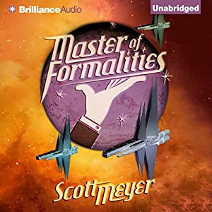 Master of Formalities Audiobook