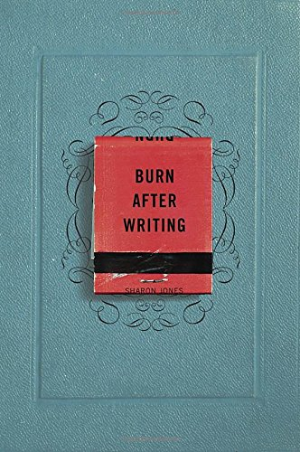Burn After Writing Sharon Jones product image