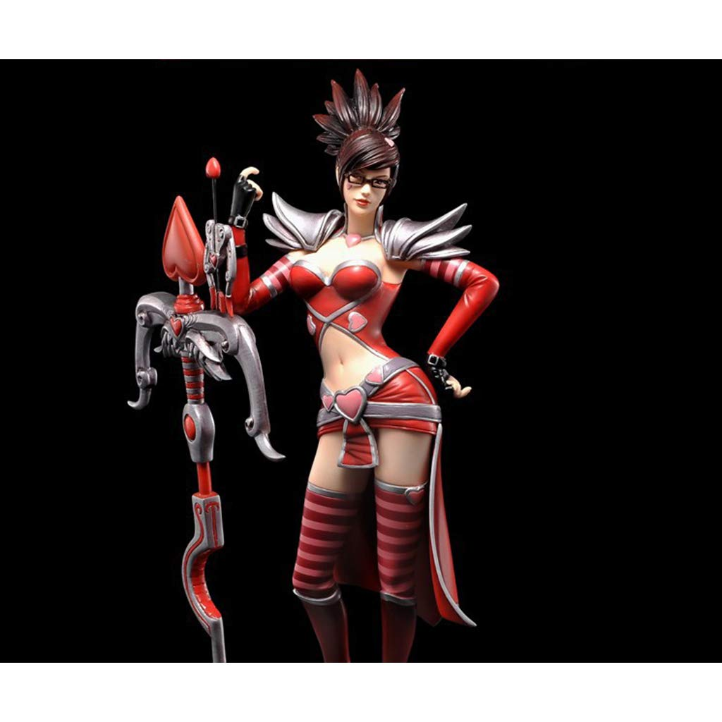 HBWJSH League Of Legends Night Hunter Hand Anime Model Souvenir Collection Crafts